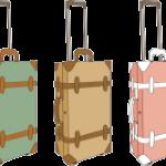 スーツケースの賢いサイズの選び方は人気ではなくスタイルで選ぶ