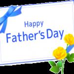 父の日に贈るお祝いメッセージ!感動する文例集はこれだ