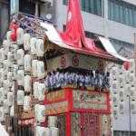 祇園祭2016年の日程とは?宵山の見所はココにあった!