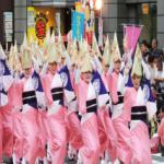 高円寺阿波踊りの日程とは?2016年は桟敷席で楽しもう!