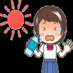 熱中症で頭痛と吐き気が出たら危険信号?最初に対処すべき応急処置