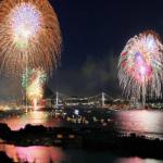 関門海峡花火大会2016年の穴場スポットを一発チェック!