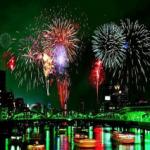 隅田川花火大会を屋形船で観賞!気になる料金や予約方法は?