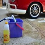 年末のガソリンスタンド洗車!混雑状況を回避する方法とは?